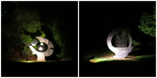 night.sculptures